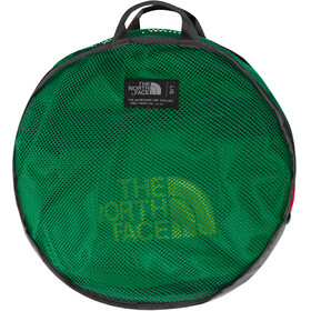 The North Face Base Camp Duffel L Primary Green/Asphalt Gry